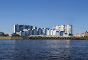Укрепление берега и дна р. Обь IV очередь строительства Заказчик МУ ПКС г.Нижневартовск Сроки строительства 08.1995 г. – 12.2004 г.